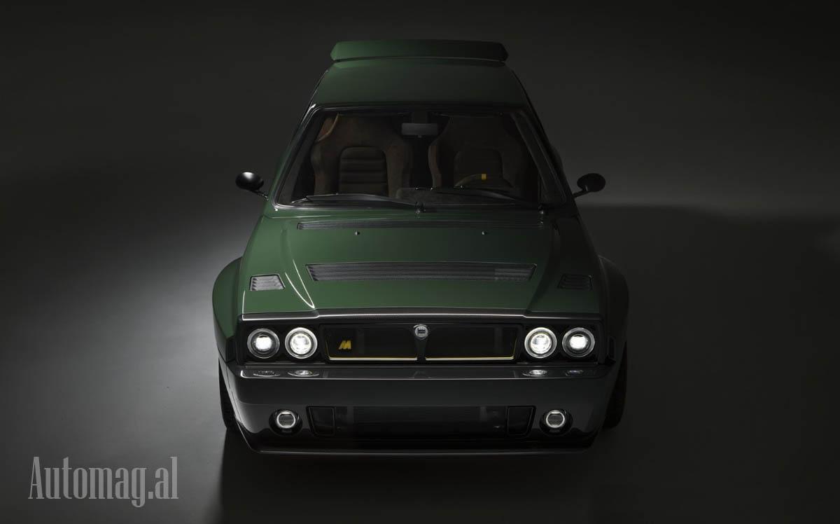 Lancia Delta Integrale Futurista 03