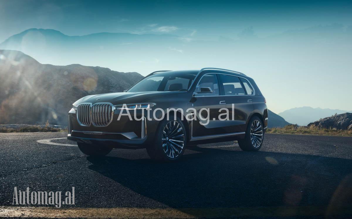 Automag BMW X7 7