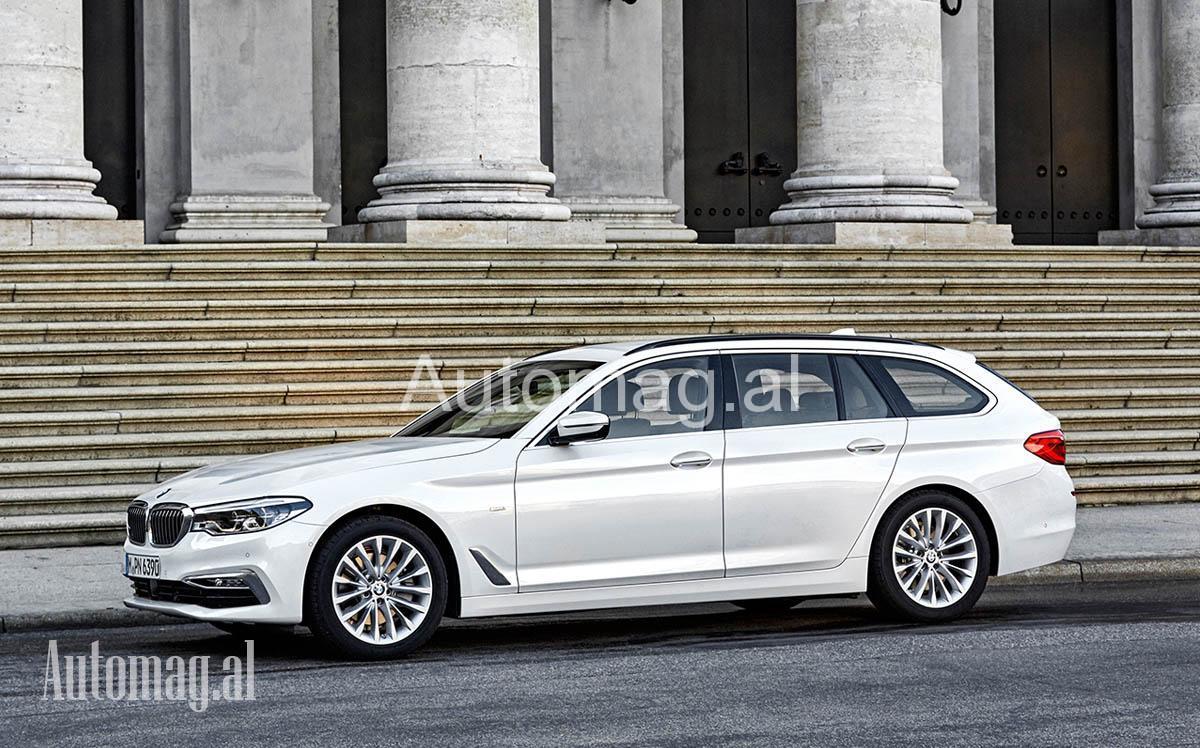 BMW 5 touring Automag.al 1
