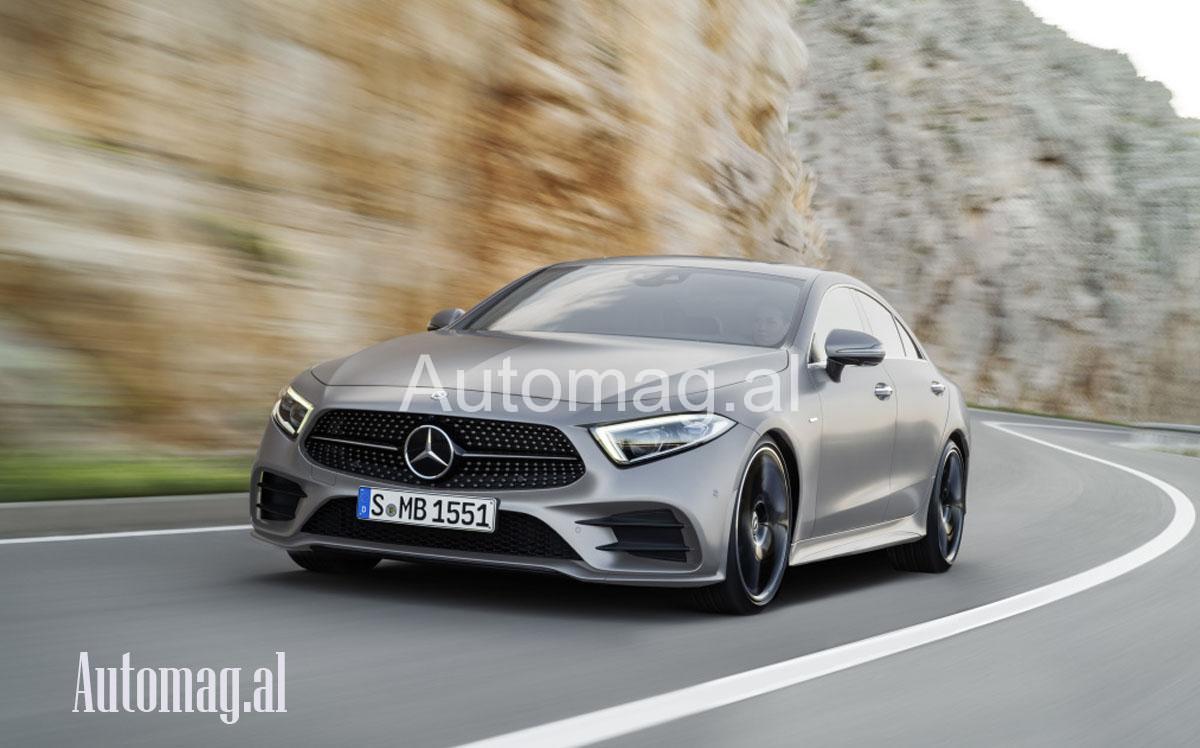 Mercedes CLS 2018 Automag.al 2