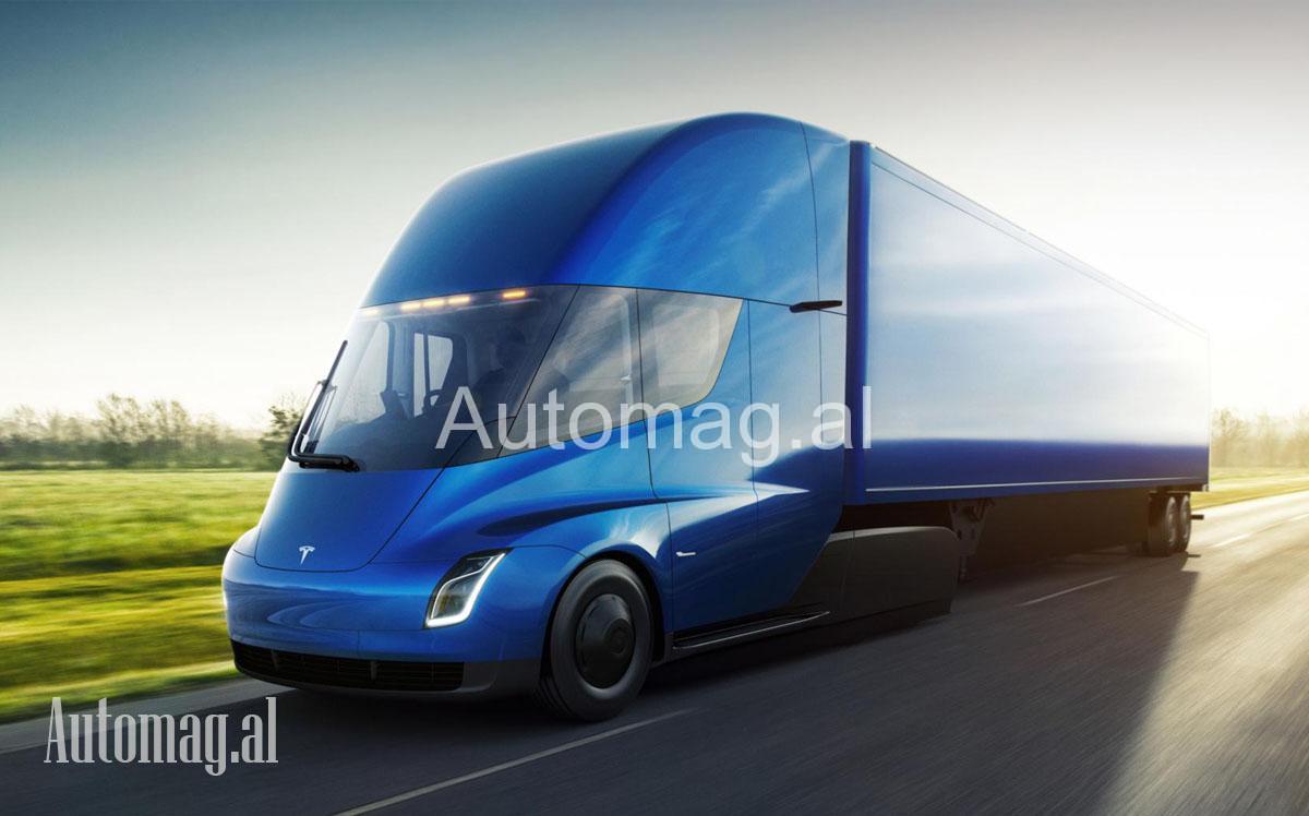 Semi Tesla Automag.al 2