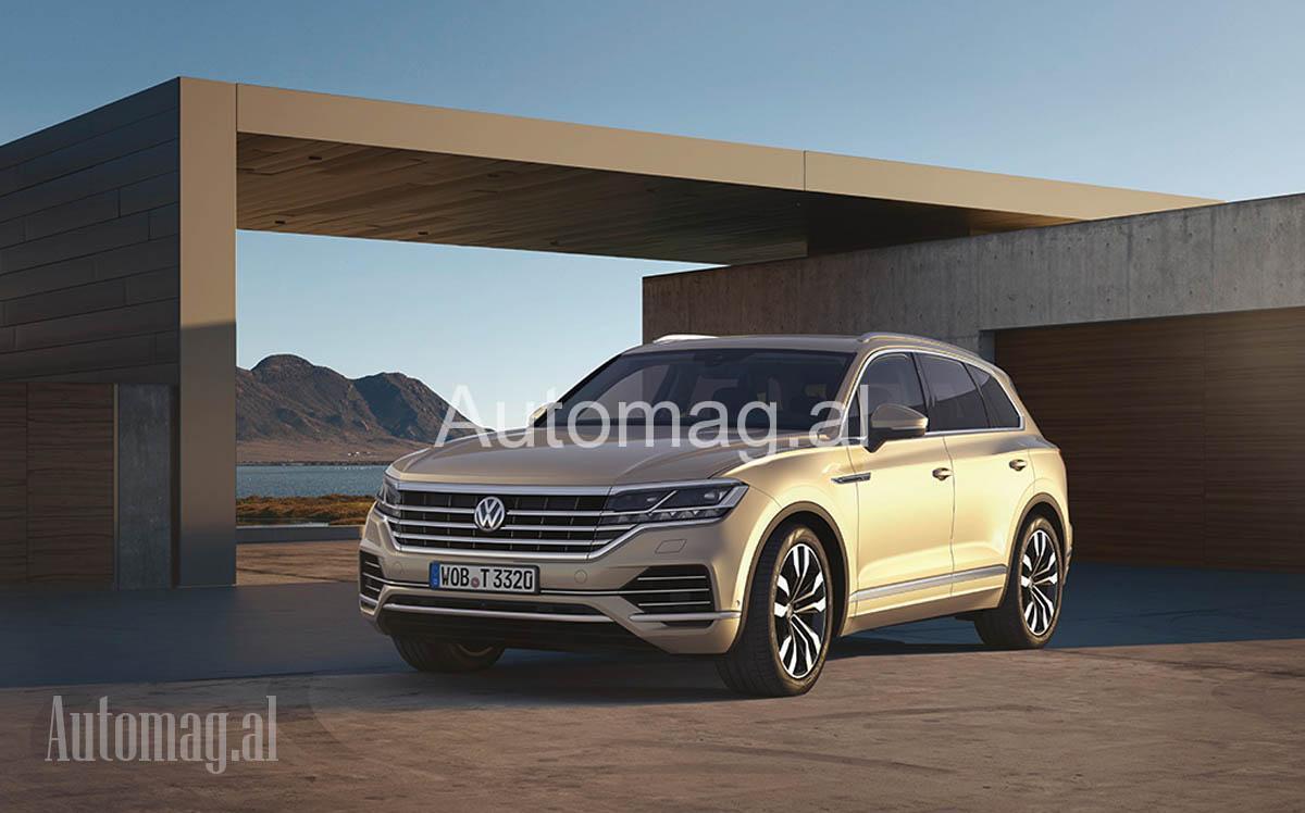 Volkswagen Touareg 2018 03