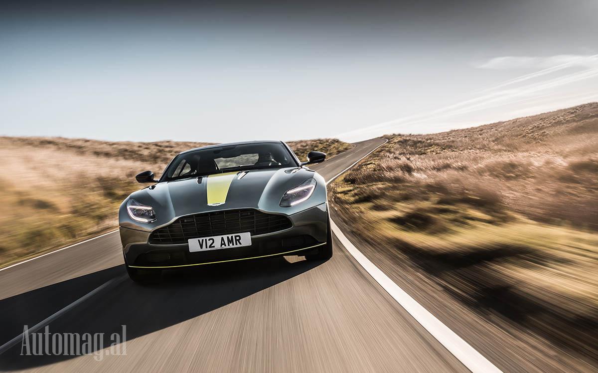 Aston Martin DB11 AMR 01