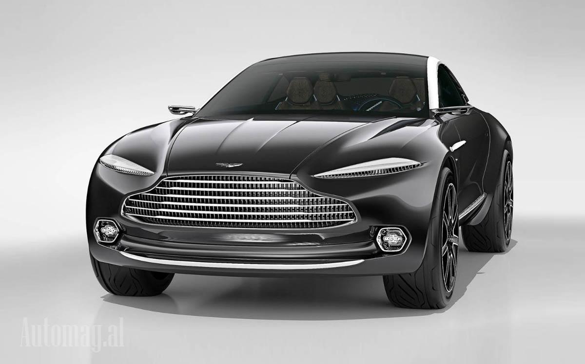 Aston Martin DBX 01