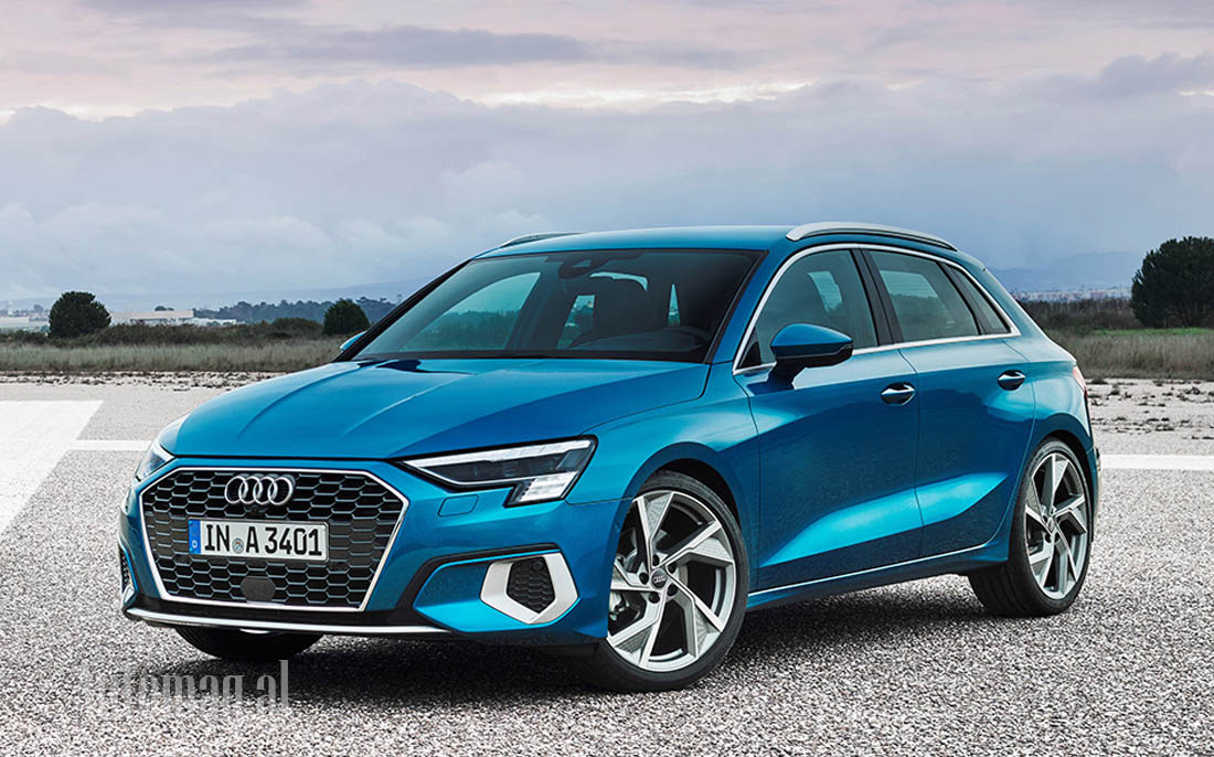 Audi A3 01
