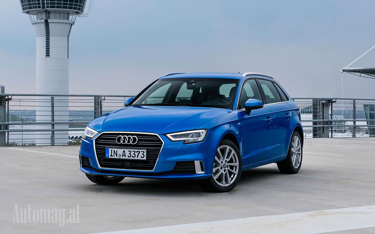 Audi A3 Sportback 01