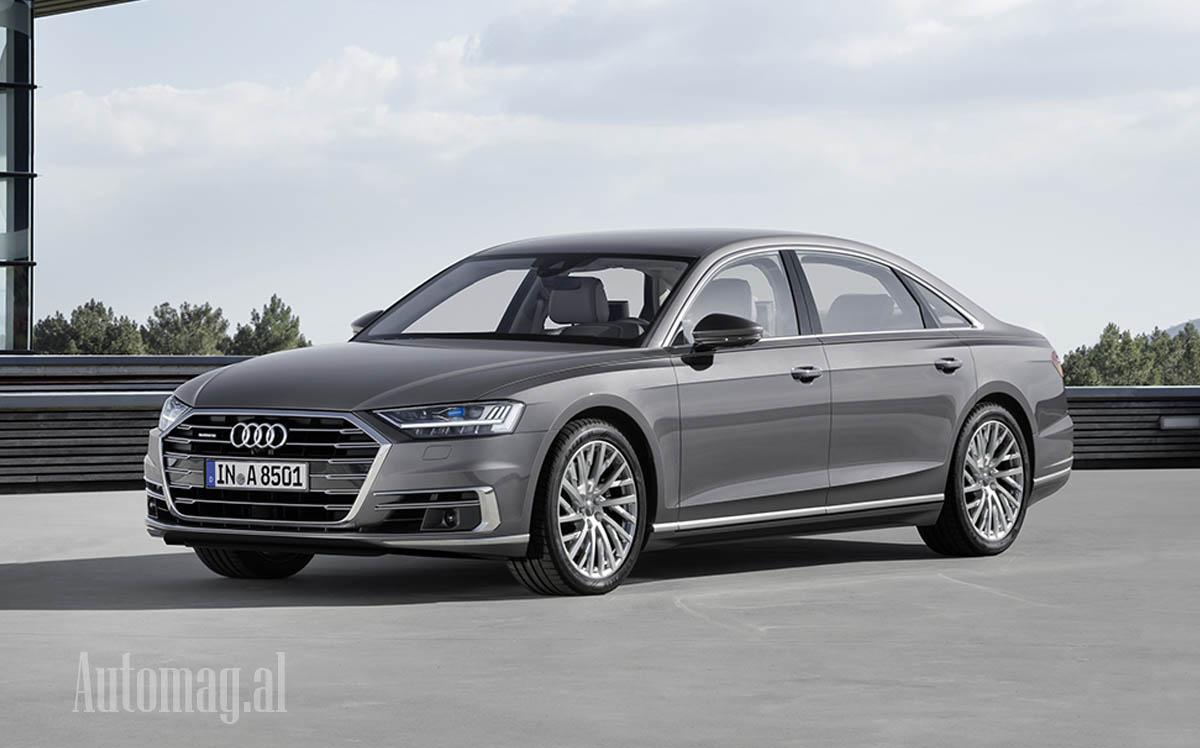 Audi A8 2018 01