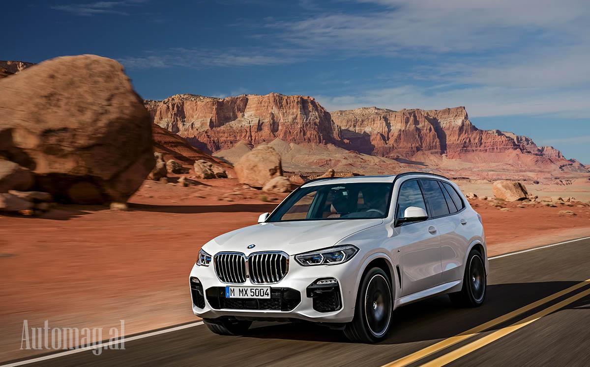 BMW X5 2018 01