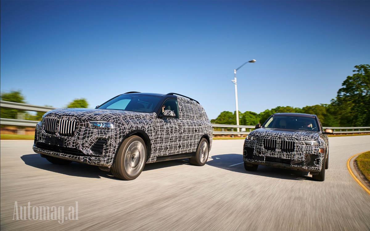 BMW X7 Spy 01