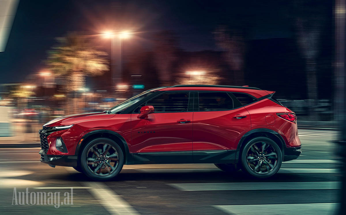 Chevrolet Blazer 2019 USA 01