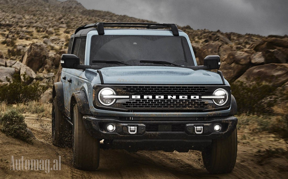 Ford Bronco 08