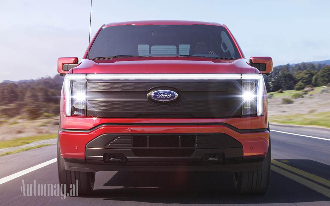 Ford F150 elektrik 01