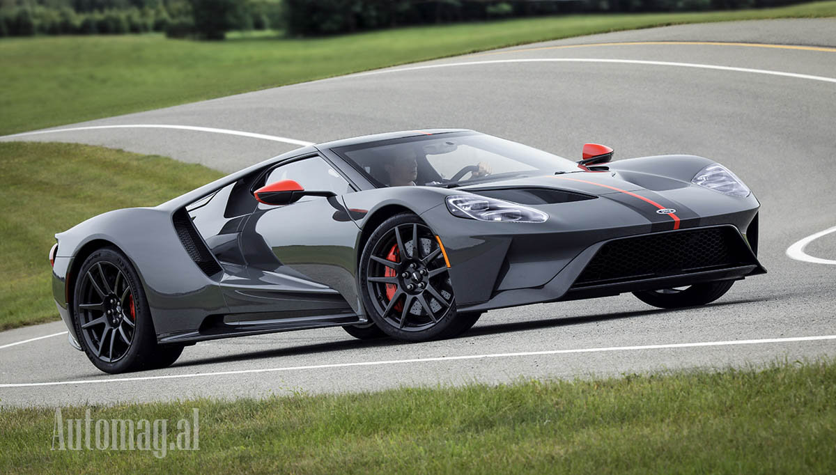Ford GT Carbon Series 2019 01