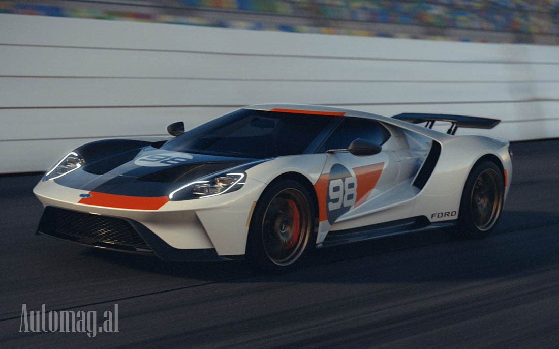 Ford GT Heritage 01