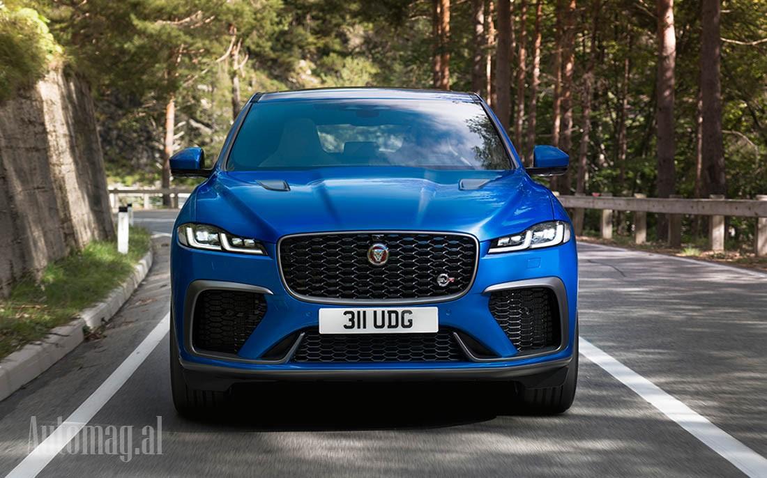 Jaguar F-Pace 2021 SVR 01