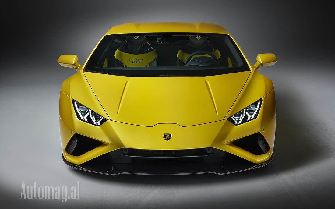Lamborghini Huracan Evo RWD 01