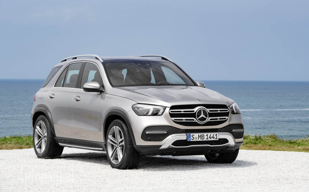 Mercedes Benz GLE 2019 08