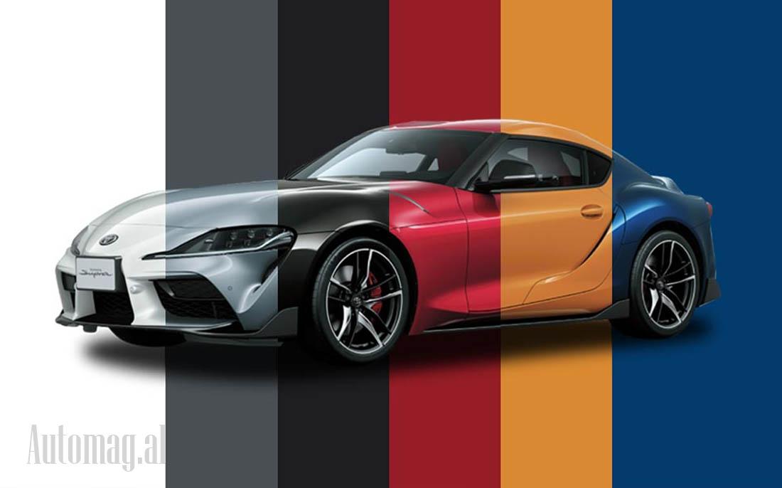 Ngjyra e makinave 2020 01