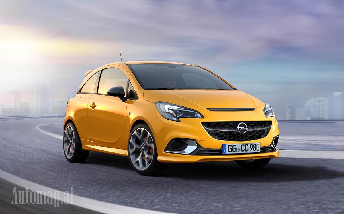 Opel Corsa GSi 01