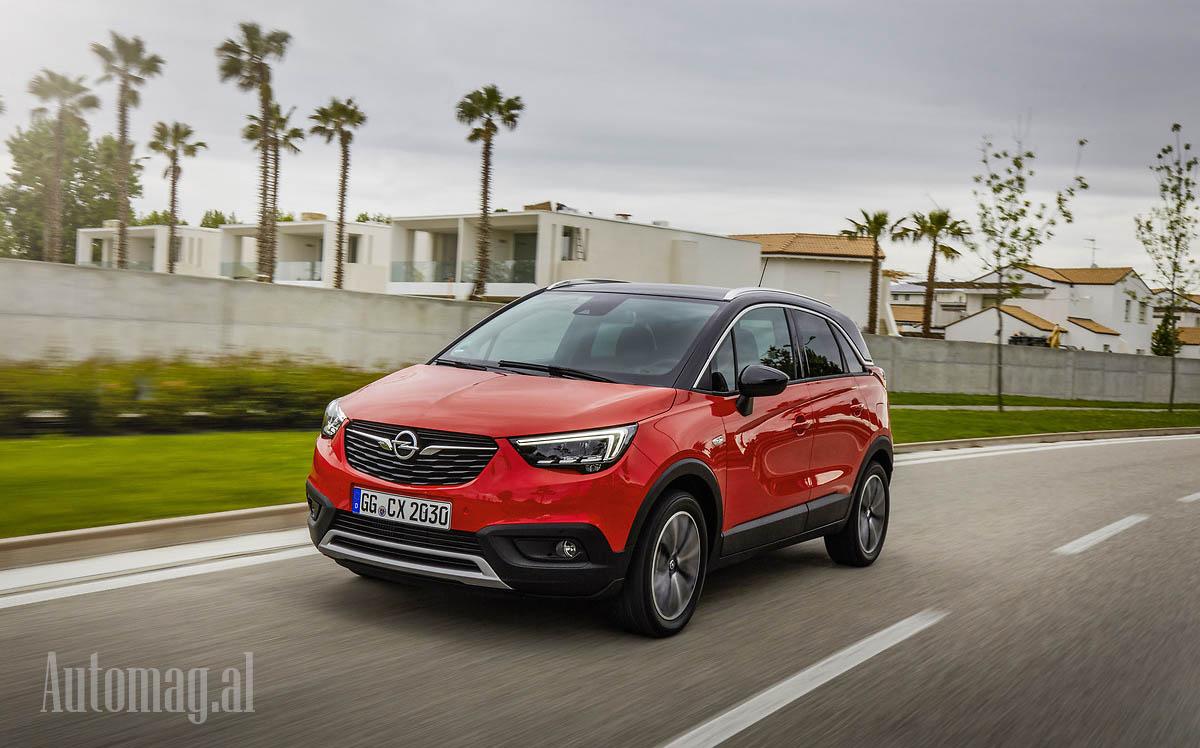 Opel Crossland X 22