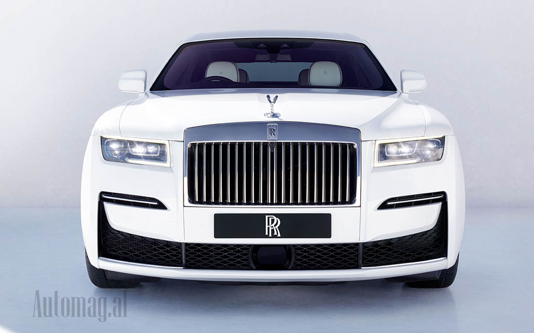 Rolls Royce Ghost 01