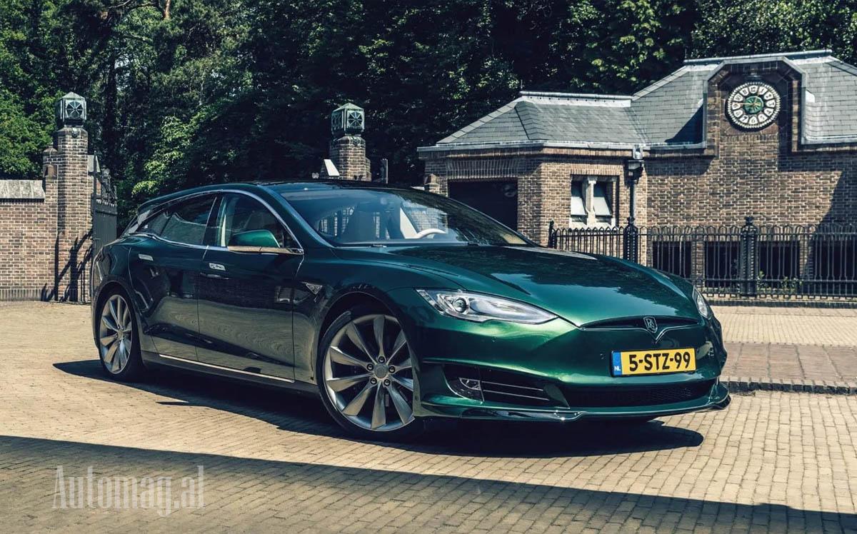 Tesla Model S Shooting Brake 01