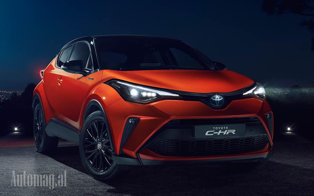 Toyota CHR Hybrid _01